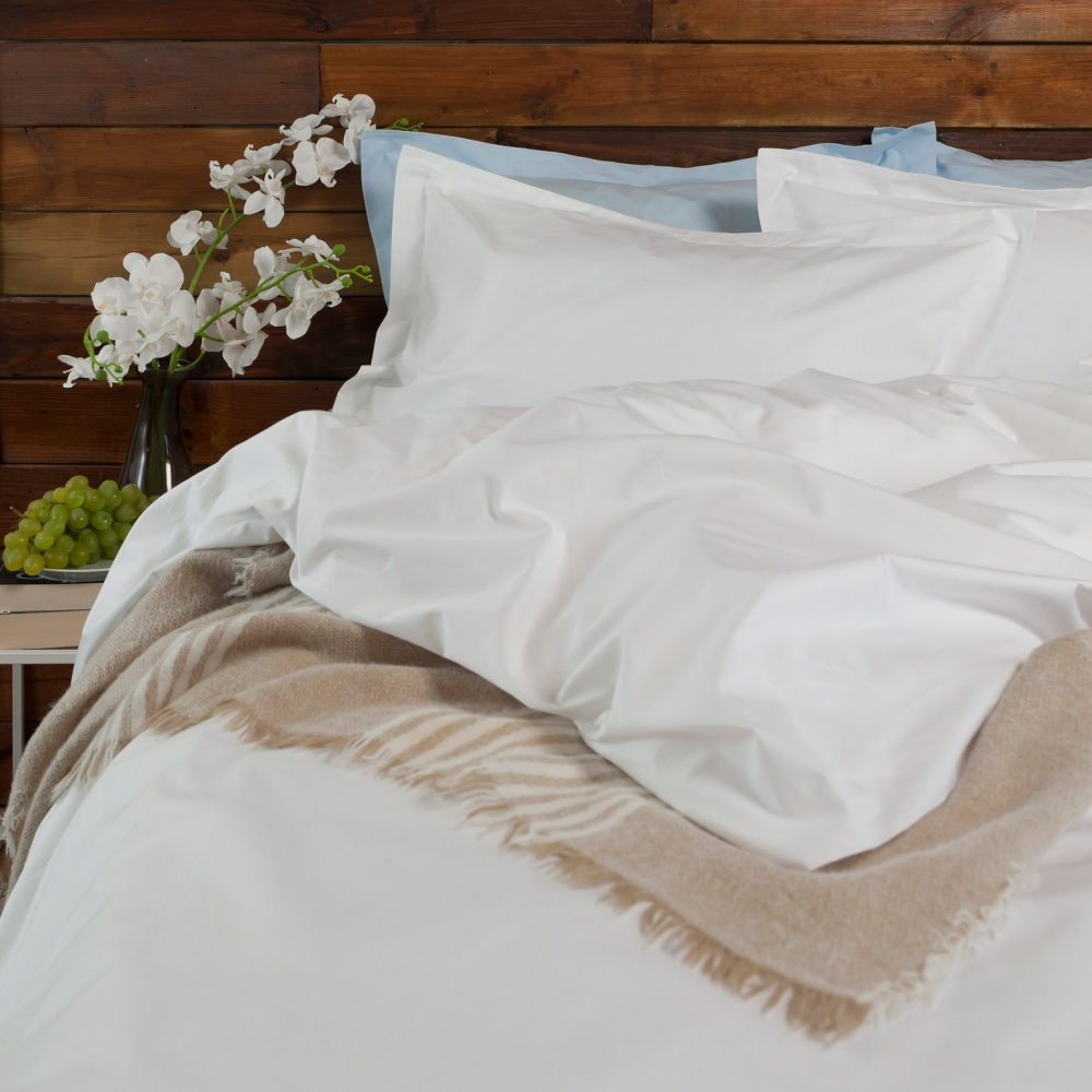 Supima Cotton Duvet Cover Set