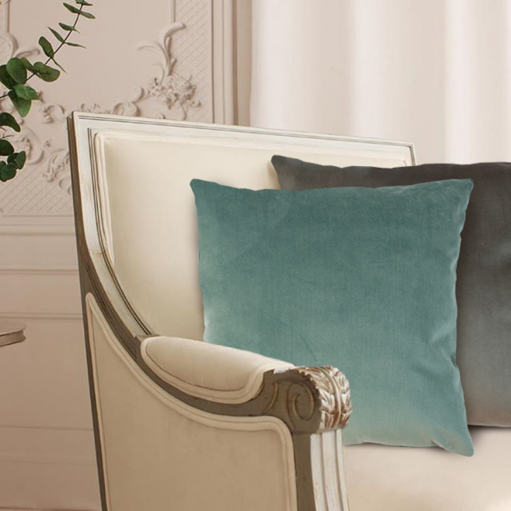 Sofia Velvet Throw Pillow Covers - Set of 2