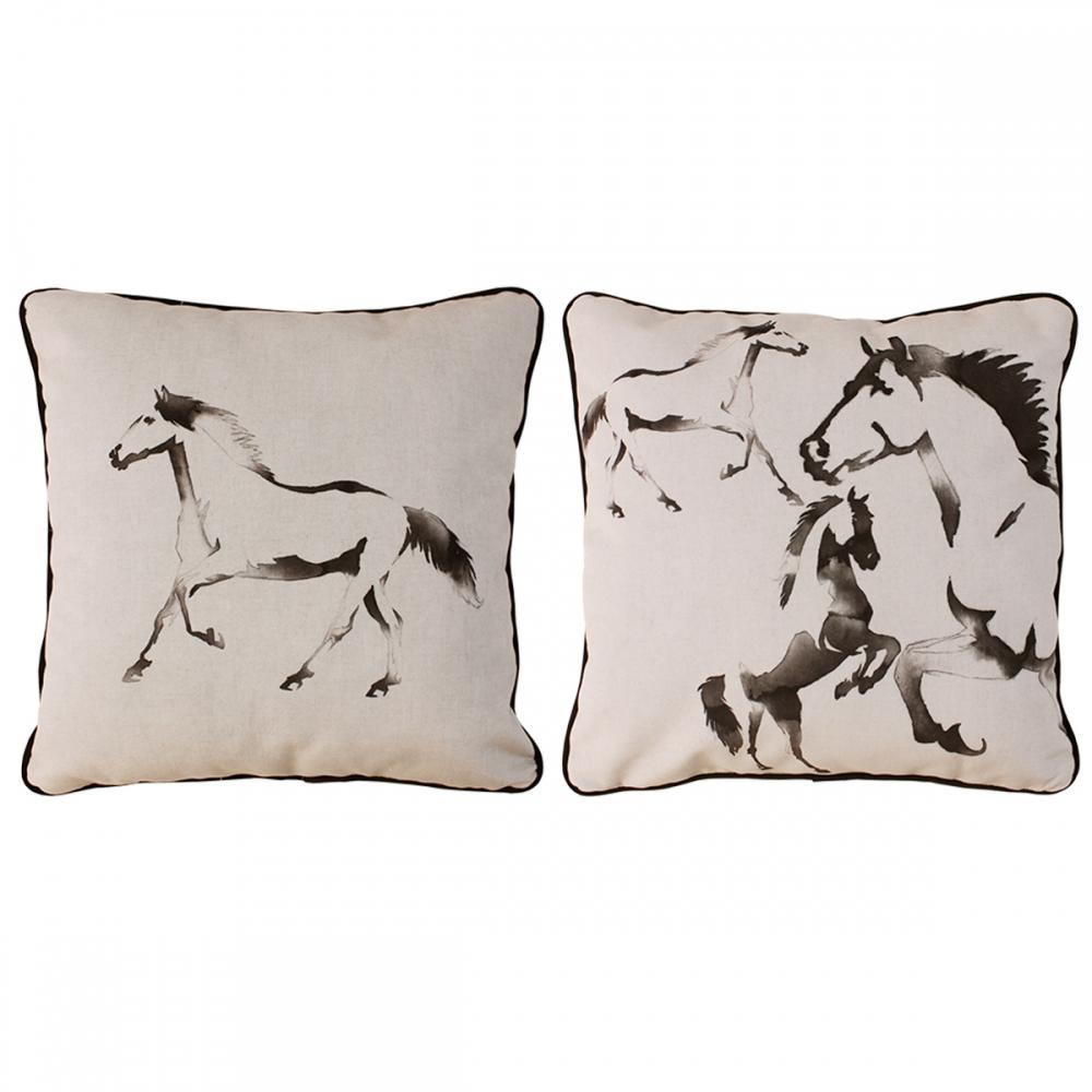 Free Spirit Velvet Touch Throw Pillow Covers – Set of 2