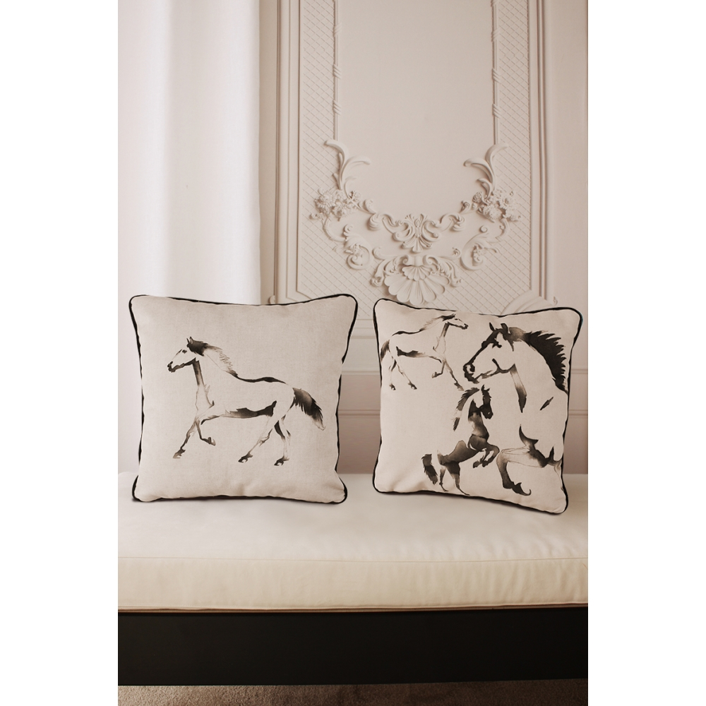 Free Spirit Velvet Touch Throw Pillow Covers – Set of 2