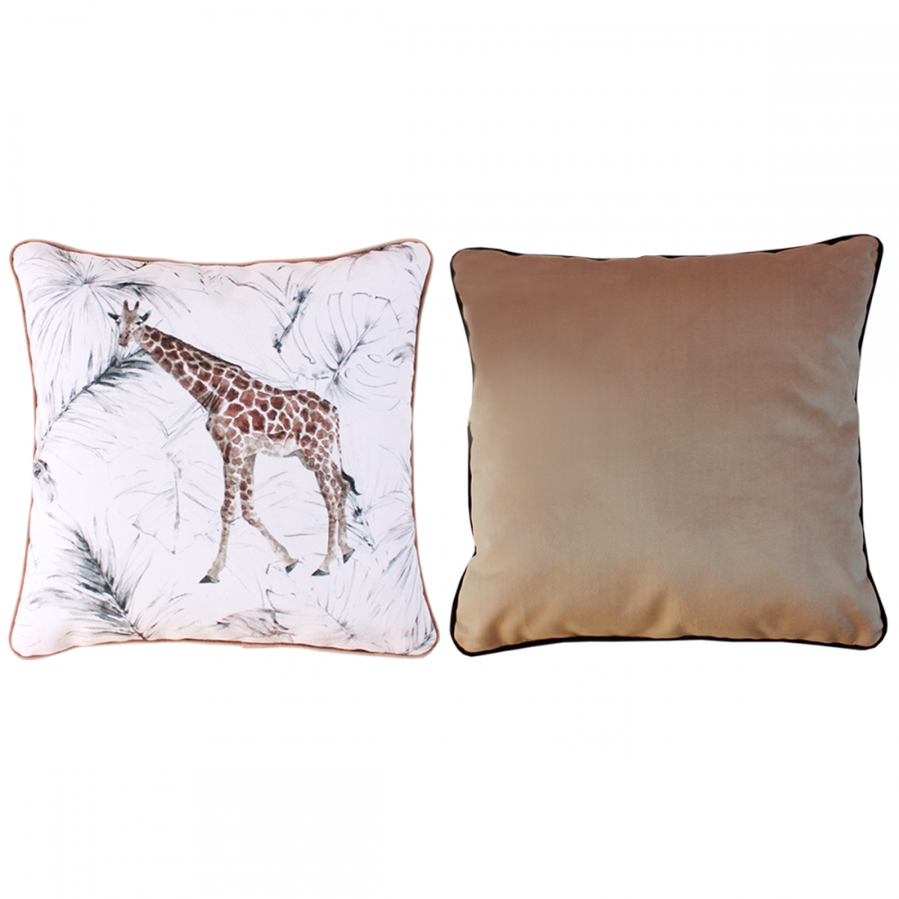 Odyssey Velvet Touch Throw Pillow Covers – Set of 2